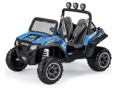 Электромобиль Polaris Ranger RZR 900 Blue